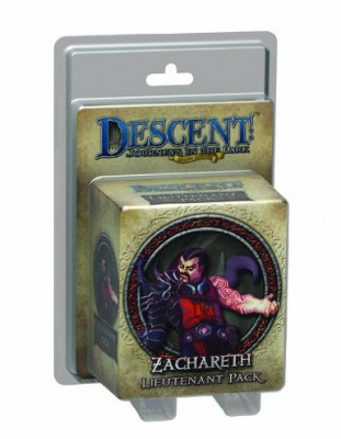 Descent: Zachareth