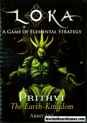 LOKA: A Game of Elemental Strategy - Prithvi, The Earth-Kingdom