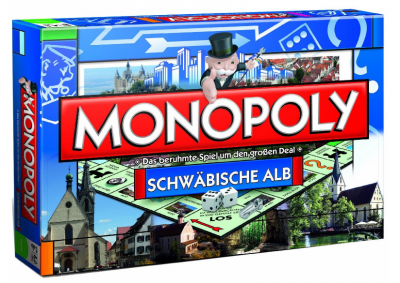 Monopoly: Schwäbische Alb