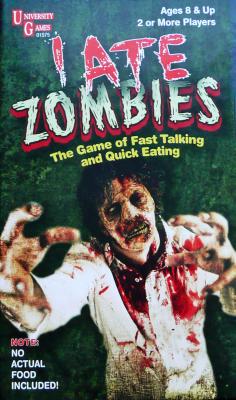 I Ate Zombies