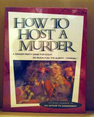 How to Host a Murder: An Affair to Dismember