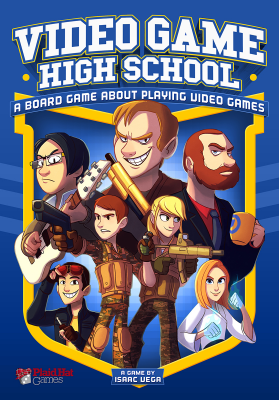 Video Game High School