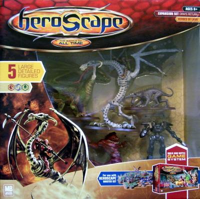 Heroscape Expansion Set: Orm's Return