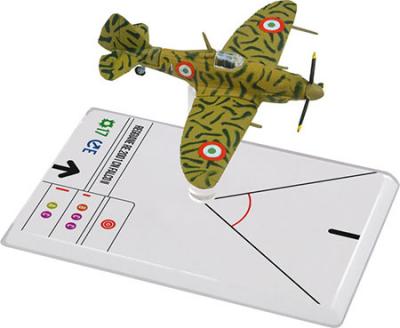 Wings of Glory: WW2 Airplane Pack - Reggiane Re.2001 CN Falco II (Cerretani)