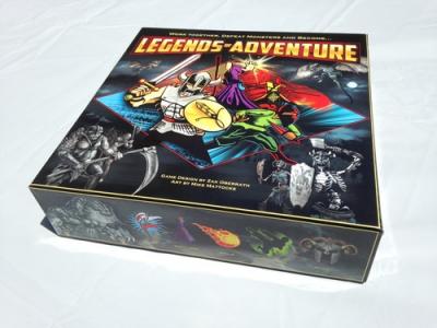 Legends of Adventure