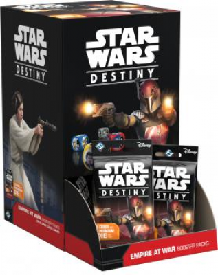 Star Wars: Destiny - Empire at War Booster Display (36)
