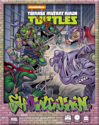Teenage Mutant Ninja Turtles: Showdown