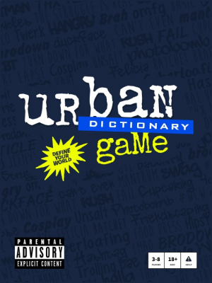 Urban Dictionary Game
