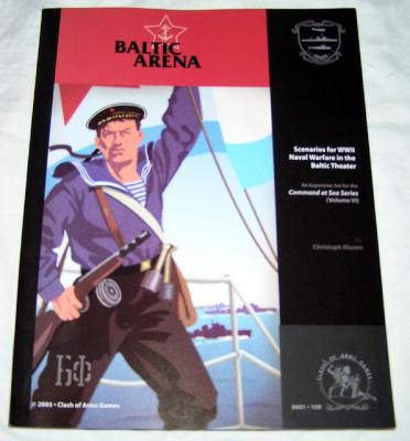 Baltic Arena: Command at Sea Volume VI