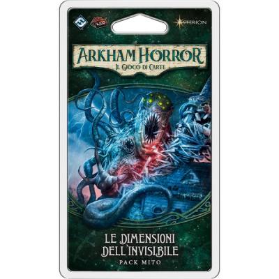 Arkham Horror: Il Gioco di Carte - Le Dimensioni dell'Invisibile