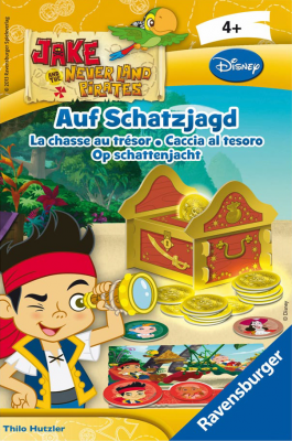 Jake and the Neverland Pirates: Auf Schatzjagd