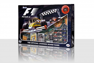 Formula 1: Officially Licensed Board Game
