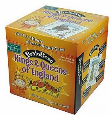 BrainBox: Kings & Queens Of England
