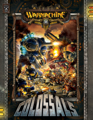 Warmachine: Colossals