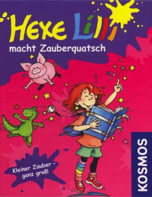 Hexe Lilli macht Zauberquatsch: Kartenspiel