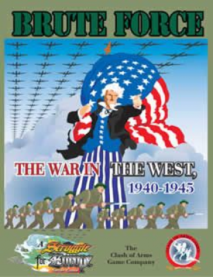 Brute Force: The War in the West, 1940-1945