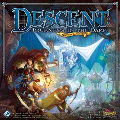 Descent: Voyages dans les Ténèbres (Seconde Édition)