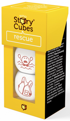 Rory's Story Cubes: Rescue