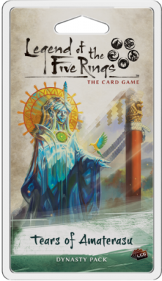 Legend of the Five Rings: The Card Game - Tears of Amaterasu Dynasty Pack