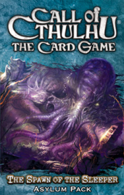 Call of Cthulhu: The Card Game - Spawn of the Sleeper Asylum pack