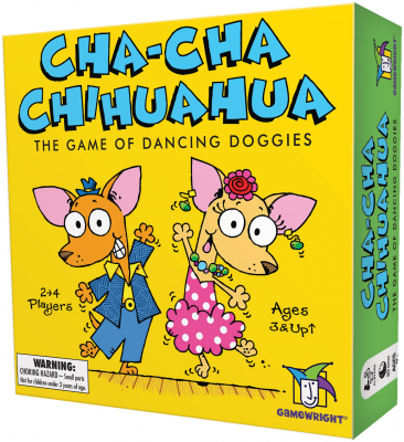 Cha-Cha Chihuahua: The Game of Dancing Doggies