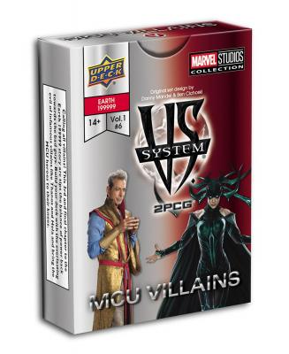 Vs System 2PCG: The MCU Battles – MCU Villains