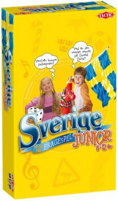 Frågespelet om Sverige Junior resespelsversion