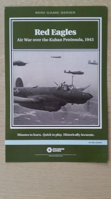 Red Eagles Air War over the Kuban Peninsula, 1943