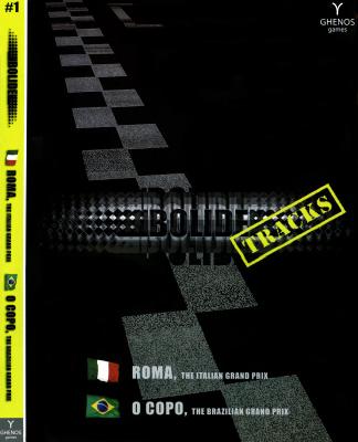 Bolide Tracks #1: Roma, Italian GP, and O Copo, Brazilian GP
