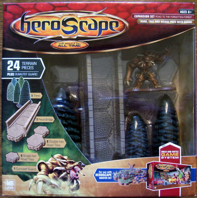 Heroscape Expansion Set: Road to the Forgotten Forest