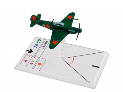 Wings of Glory: WW2 Airplane Pack - Yakovlev Yak-1 (Litvjak)