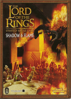 The Lord of the Rings Strategy Battle Game: Shadow & Flame