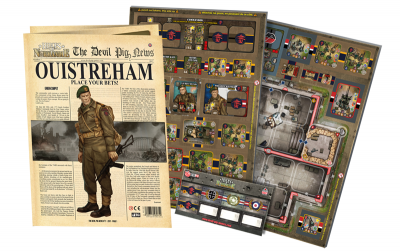 Heroes of Normandie: Gazette #7