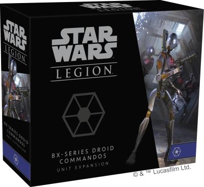 Star Wars: Legion – BX-series Droid Commandos Unit Expansion