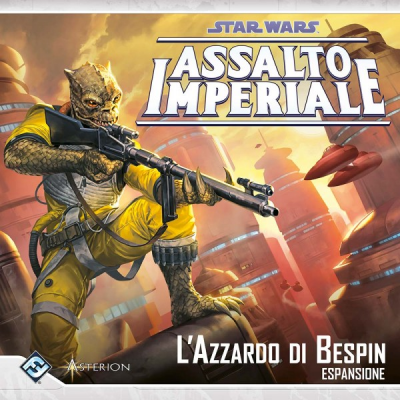 Star Wars: Assalto Imperiale - L'Azzardo di Bespin