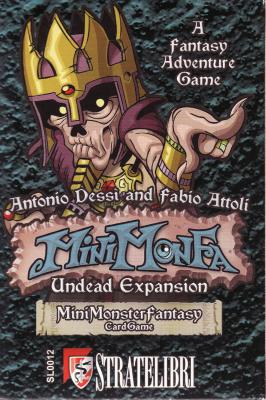 MiniMonFa Undead Expansion
