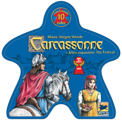 Carcassonne: Jubiläumsedition