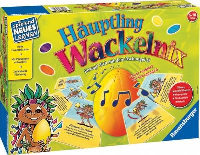 Häuptling Wackelnix