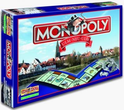 Monopoly: Ulm – Neu-Ulm