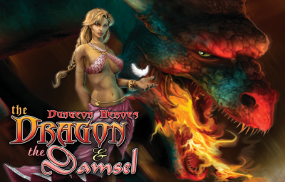 Dungeon Heroes: The Dragon & The Damsel