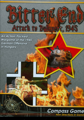 Bitter End: Attack to Budapest, 1945