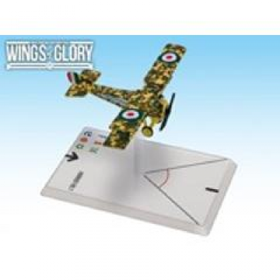 Wings of Glory: WW1 Airplane Pack - Hanriot HD.1 (Fucini)