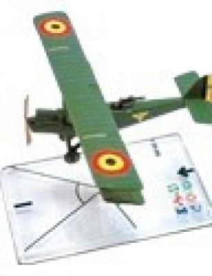 Wings of War: WW1 Airplane Pack - R.E.89 (Aviation Militaire)