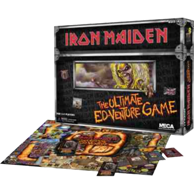 Iron Maiden: The Ultimate Ed-Venture Strategy Game