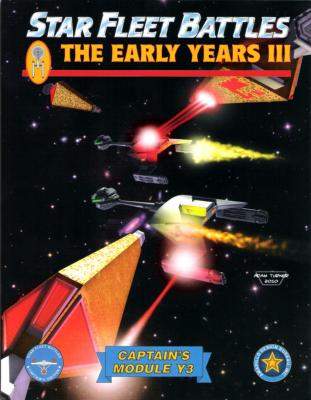 Star Fleet Battles: Module Y3 – Early Years III