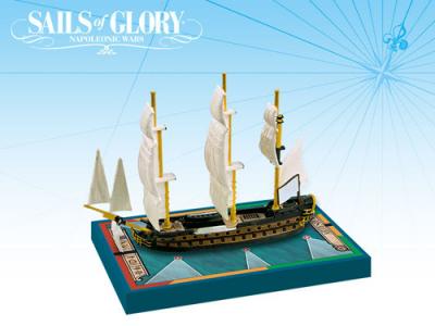 Sails of Glory: Artesien 1765 / Roland 1771 Ship Pack
