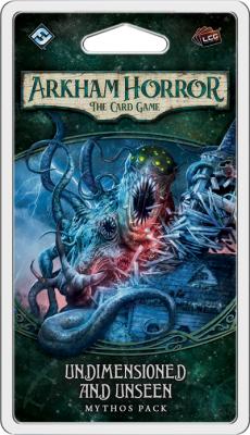 Arkham Horror: Das Kartenspiel - Gestaltlos und unsichtbar