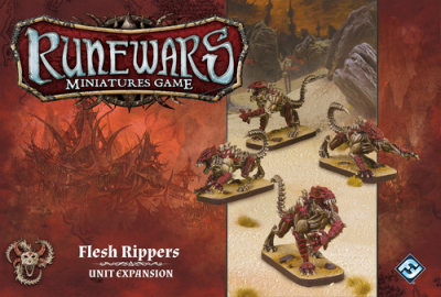 Runewars: The Miniatures Game - Uthuk Flesh Rippers