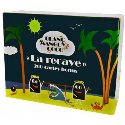 Blanc-Manger Coco: La Recave