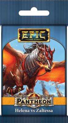 Epic Card Game: Pantheon – Helena vs Zaltessa